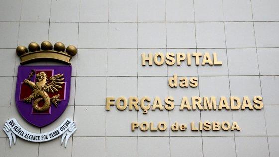 Até agora, os voluntários têm exercido funções no Hospital das Forças Armadas e no Instituto de Ação Social das Forças Armadas
