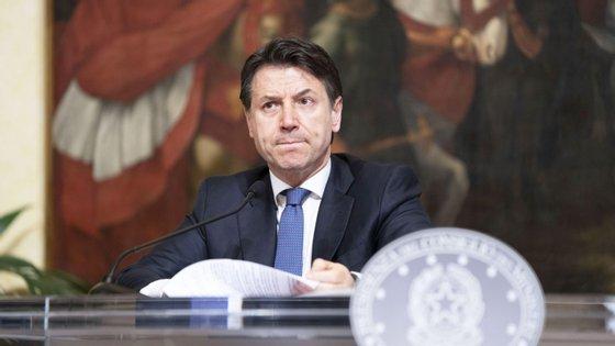 Itália é um dos países mais afetados pela pandemia da Covid-19