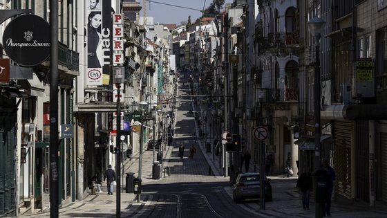 A taxa de mortalidade em Portugal ronda agora os 2,9%
