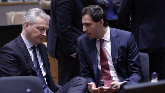 Alemanha e Holanda continuam irredutíveis na sua oposição à solução de emissão conjunta de dívida