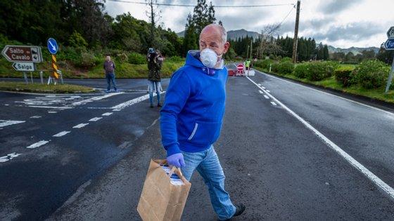 Número de casos confirmados nos Açores cresceu 30% são agora 91, com um óbito a registar.