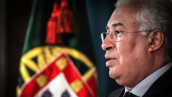 O primeiro-ministro foi entrevistado por Manuel Luís Goucha esta sexta-feira de manhã