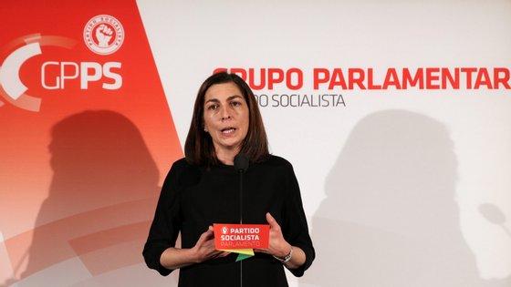 """Ana Catarina Mendes assina a queixa """"em nome pessoal e como líder parlamentar"""""""