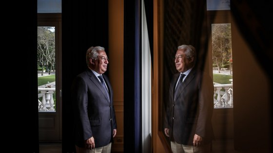 """O primeiro-ministro elogiou Rui Rio: """"Como líder da oposição, tem sido um bom exemplo do espírito colaborativo"""""""