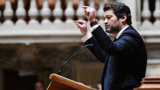 """Chega quer que o executivo liderado por António Costa estabeleça """"as necessárias diligências e negociações com as estruturas representantes dos trabalhadores em causa"""""""
