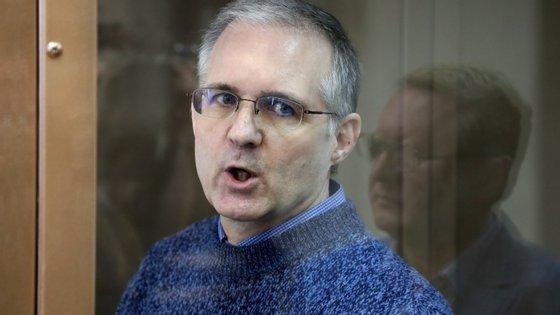 Os Estados Unidos pediram um julgamento justo e transparente para Whelan, que é igualmente cidadão canadiano, irlandês e britânico