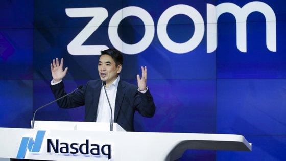 Zoom entrou na Bolsa em 2019