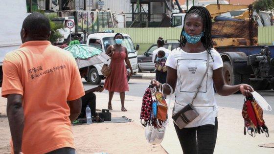 Angola regista até à data 19 casos positivos da Covid-19, dos quais dois resultaram em mortes e quatro pacientes já recuperaram