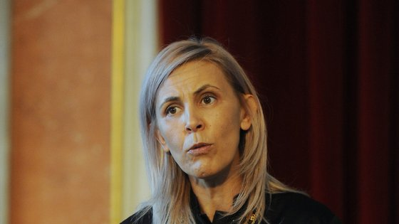 Elina Fraga foi bastonária da Ordem dos Advogados entre 2014 e 2016
