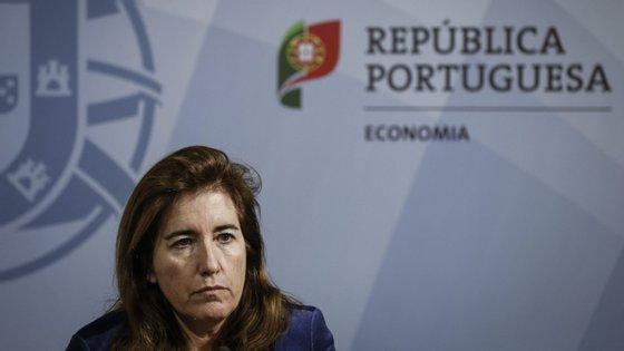 Ministra do Trabalho foi ouvida na comissão respetiva por requerimento do PSD.