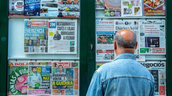 A grande dificuldade da imprensa regional prende-se com a publicidade que, em muitos casos, desapareceu