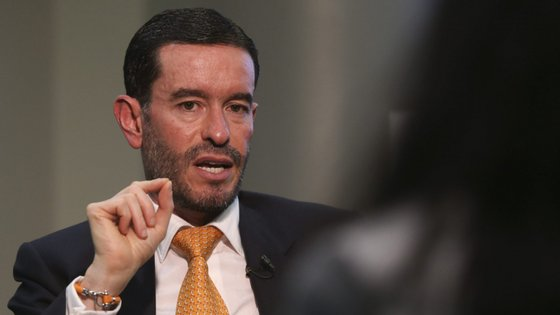 Miguel Frasquilho é presidente do Conselho de Administração da TAP desde o verão de 2017.