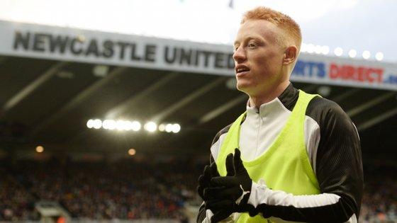 Matthew Longstaff estreou-se pela mão de Steve Bruce no Newcastle e realizou o sonho de jogar ao lado do irmão Sean Longstaff