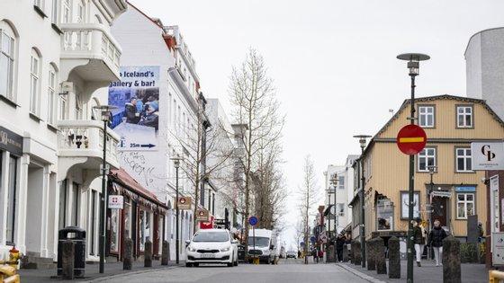 Com 364 mil habitantes, a Islândia já fez cerca de 37 mil testes - o número mais elevado em termos proporcionais à escala global