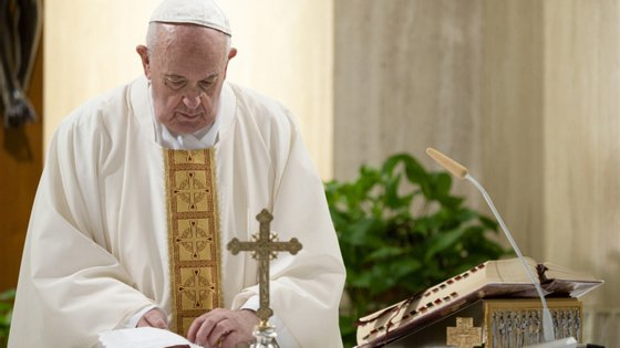A Missa do Domingo da Misericórdia realiza-se uma semana depois da Páscoa desde 1992