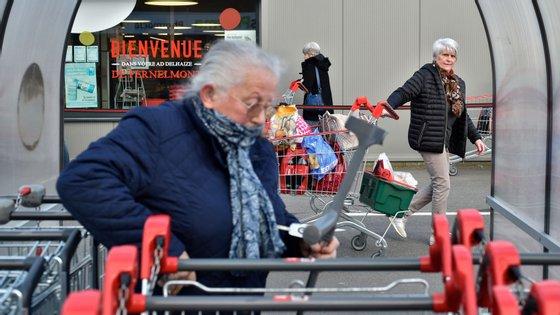 Por cada milhão de habitantes na Bélgica a Covid-19 mata 419 pessoas