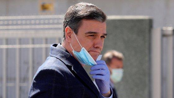 Pedro Sánchez, chefe do governo espanhol, vai levar proposta ambiciosa ao Conselho Europeu.