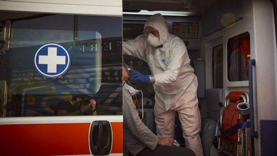 Pela primeira vez desde o início da epidemia, em Itália há mais pessoas curadas do que infetadas com Covid-19