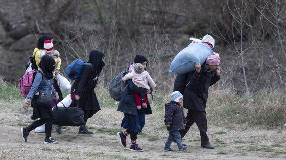 """""""Estas pessoas, cuja resistência física diminuiu devido a estas condições, constituem um grupo frágil para a epidemia"""", avisou a ONG turca"""