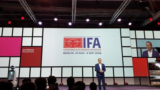 A IFA 2020 continua com data marcada para 4 a 9 de setembro.