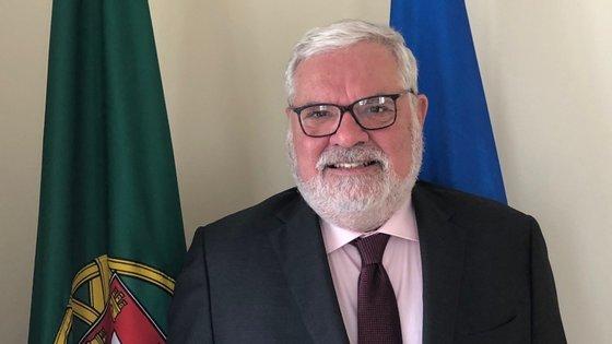Ricardo Eduardo Vaz Pereira Pracana esteve como embaixador de Portugal desde 25 de janeiro de 2019