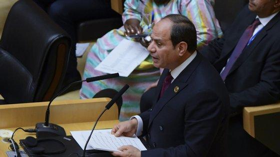 O Egito encontra-se em estado de emergência desde abril de 2017, depois dos atentados contra igrejas cristãs na comemoração do domingo de ramos