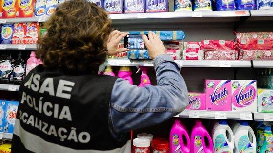 """Foram já levantados 24 processos-crime no âmbito da operação """"Lucro ilegítimo"""", em resultado de mais de 350 ações de fiscalização"""