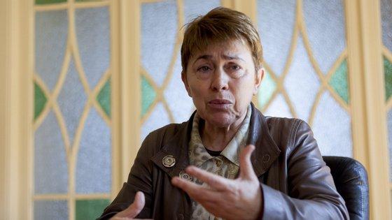 A carta é dirigida à secretária de Estado das Comunidades Portuguesas, Berta Nunes