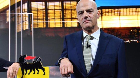 """O presidente executivo da Eni, Claudio Descalzi, considerou que a economia mundial atravessa desde o passado mês de março """"o período mais complexo pelo menos nos últimos 70 anos"""""""