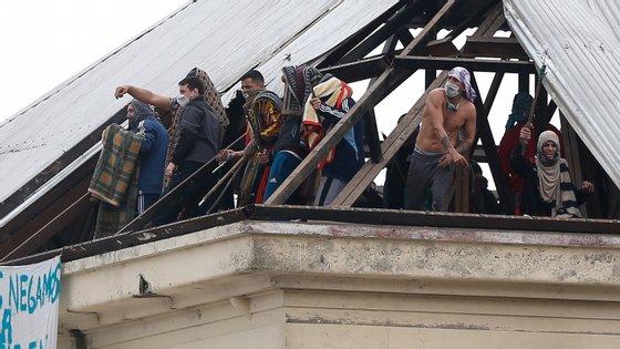 O motim durou cerca de nove horas, não tendo as autoridades locais reportado a existência de feridos
