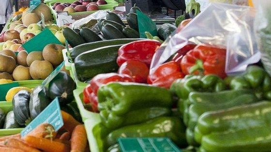 """O iniciativa """"Mercado Solidário"""" arrancou no início de abril devido à pandemia de Covid-19 e abrangia até agora 300 famílias que vivem em bairros municipais"""