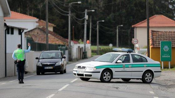 O Governo decretou a 18 de março para o concelho de Ovar o estado de calamidade pública que durou até às 23h59 do dia 17 de abril