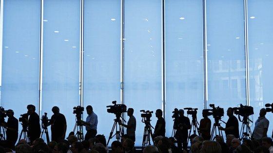 """Uma das conclusões do balanço feito no relatório é que """"a condição da liberdade de imprensa hoje é profundamente insatisfatória"""""""