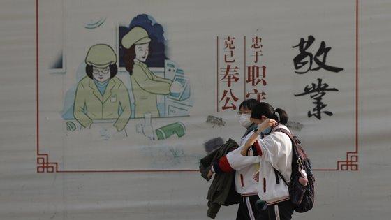 """O diplomata indicou que não há """"base"""" para a realização de uma investigação internacional e que """"isso apenas contribuiria para estigmatizar a China"""""""