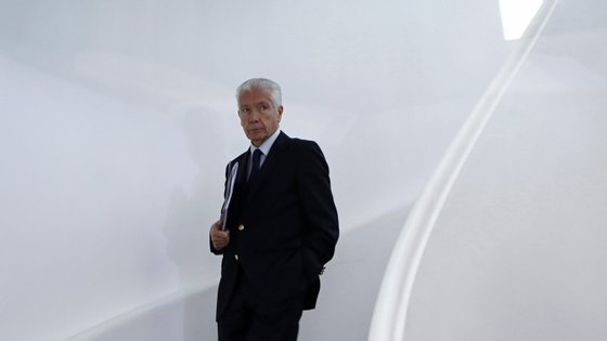 António Saraiva, presidente da Confederação de Empresas de Portugal (CIP).
