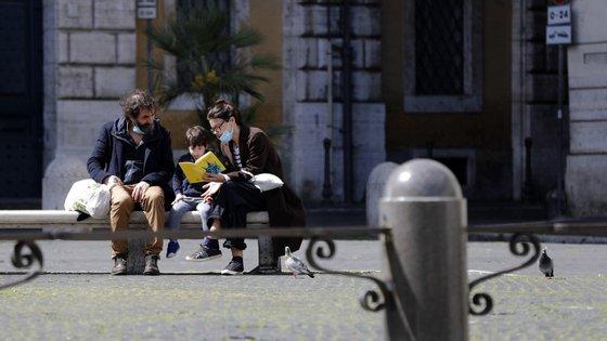 A Itália conta com o corpo docente mais velho dos países da OCDE