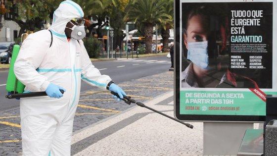As autoridades regionais já analisaram 1.397 casos suspeitos de infeção pelo novo coronavírus desde o início da pandemia