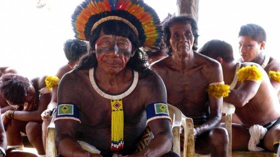 O fotojornalista brasileiro explica que 103 povos da Amazónia ainda nem sequer foram contactados