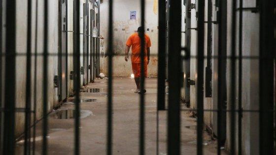 Harrington teve 17 anos preso com base num testemunho falso.