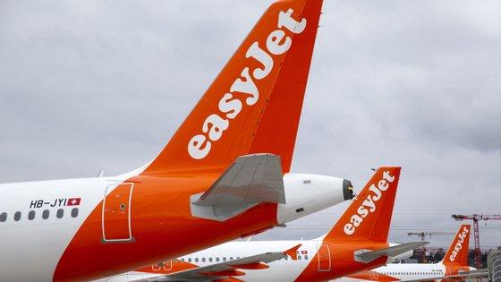 Em Portugal, a Easyjet tem 340 trabalhadores em layoff (14 mil em toda a Europa)