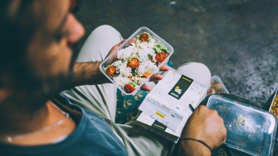 A EatTasty foi fundada em 2016 por Orlando Lopes e Rui Costa