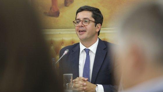 João Paulo Rebelo iniciou funções de coordenador regional a 6 de abril de 2020