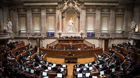 Na véspera do debate, na Assembleia da República, esta quarta-feira à tarde, a bancada socialista anunciou que irá votar contra na sessão de quinta-feira
