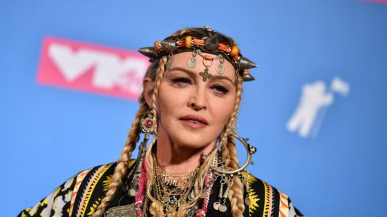 Madonna é uma das personalidades que se junta ao movimento