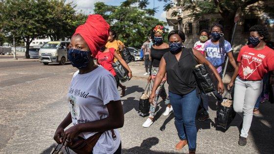 Moçambique regista um total de 81 casos positivos, mas sem registo de vítimas mortais