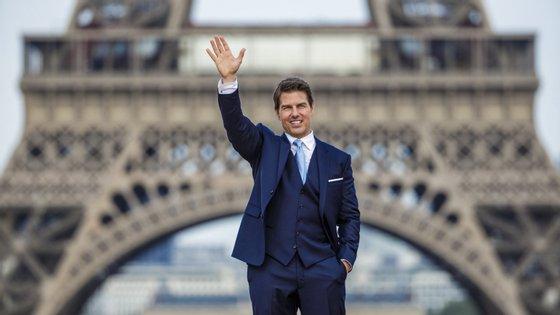 Tom Cruise deverá protagonizar no filme a bordo da Estação Espacial Internacional