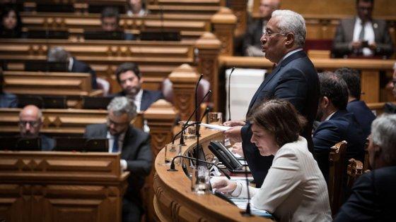 Se o CDS e o PSD não adiantaram temas, o PCP, o PEV, o PAN e o PS, avançaram que pretendem confrontar António Costa com questões relacionadas com a crise pandémica em vários domínios