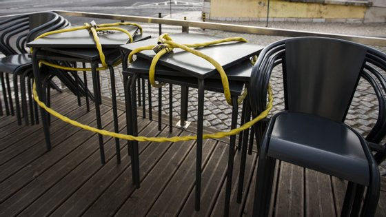 """""""Não iremos também cobrar qualquer tipo de taxa às esplanadas em espaço público"""", revelou a autarquia"""