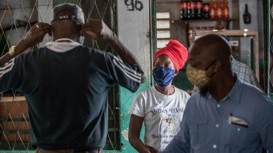 Moçambique registou um total de 81 casos positivos, sem vítimas mortais a registar
