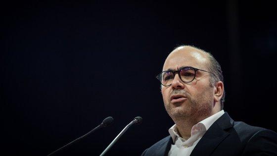 """As empresas de comunicação social """"são fulcrais para o equilíbrio de poder, para o escrutínio permanente e para a transparência"""", defendeu Miguel Pinto Luz"""